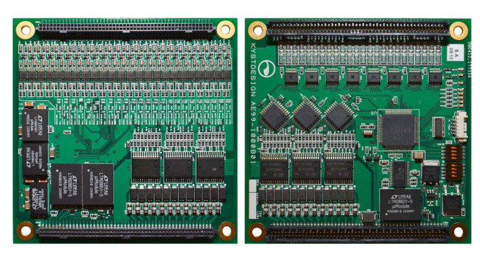 Proportional 24ch valve and i/o card
