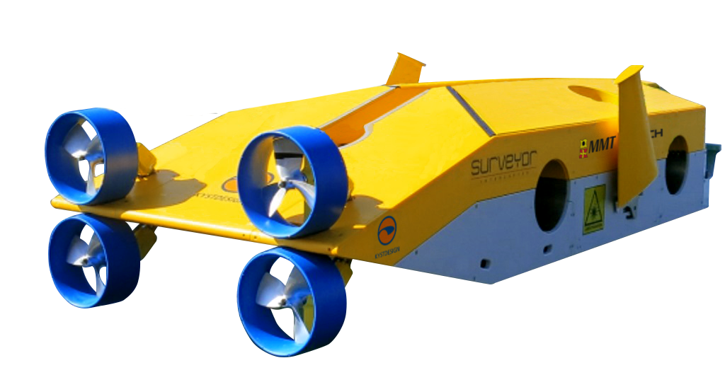 Survey Rov Kystdesign